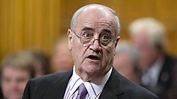 Former Veterans Affairs Minister Julian Fantino called the mistreatment of veterans a myth. Source: CBC.